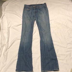 Citizens of Humanity Ingrid 002 27 waist 34 Inseam